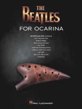 The Beatles for Ocarina (30 Popular Hits) (HL-00366605)
