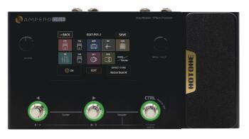 Hotone Ampero One Amp Modeler & Effects Processor (HL-00364028)