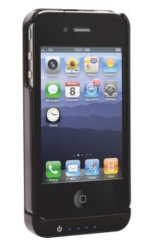 Reserve Convertible Battery Case (for iPhone 4 and 4S) (GR-00124906)