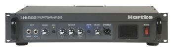 LH1000 Bass Amplifier: Tube 12AX7 Preamp, Bass and Treble Shelving wit (HR-00140167)