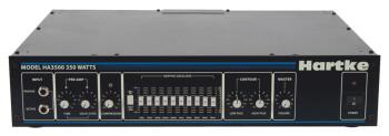 HA3500 Bass Amplifier: 350 watt Bass Head, Tube and Solid State Emulat (HR-00140169)