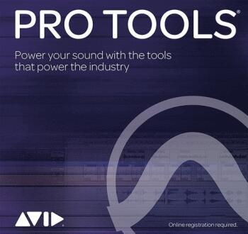 Pro Tools Annual Subscription (Card + iLok) (1-Year Subscription) (AV-00146112)