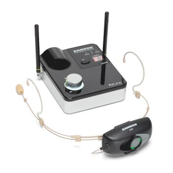 AirLine 99m AH9 Headset System: Micro UHF Wireless System - D-Band (HL-00293977)