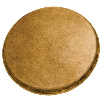 Natural Unbleached Cowskin Head For 15 Dundunba (TY-00755720)
