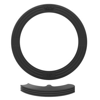 External Sub Muff'l® System: 18 inch. Black Bass Drum Dampening Access (HL-03701768)