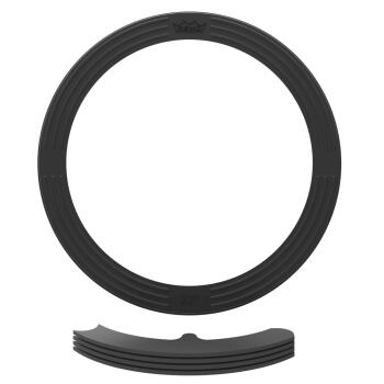 External Sub Muff'l® System: 22 inch. Black Bass Drum Dampening Access (HL-03701770)