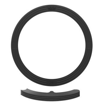 External Sub Muff'l® System: 24 inch. Black Bass Drum Dampening Access (HL-03701771)