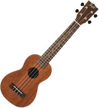 LUS-5 All-Solid Mahogany Concert-Neck Soprano Ukulele (HL-03715042)