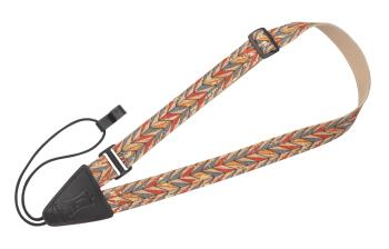 Cork Ukulele/Classical Strap - Chevron: Folk Instruments Series - 1 in (HL-03719530)