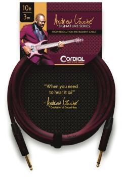 Premium Instrument High-Copper Cable - Andrew Gouché Signature: Peak S (HL-03719656)