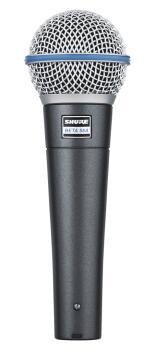 Beta 58A Dynamic Vocal Microphone (HL-00382776)